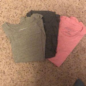 Aeropostale shirt bundle